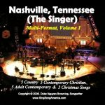 Nashville, Tennessee (The Singer)